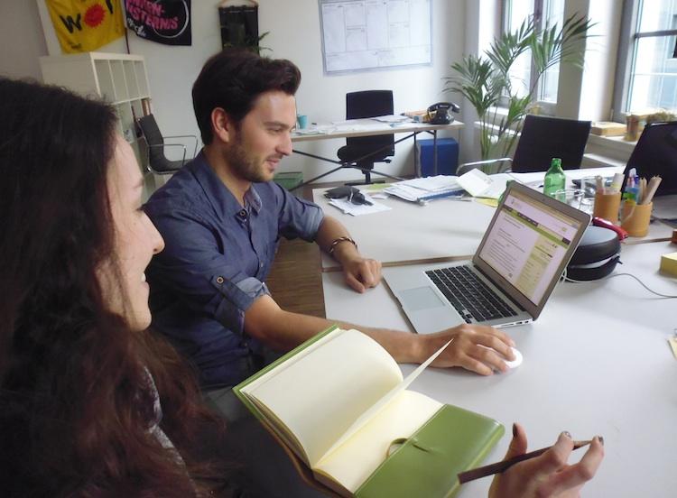 Evgenij erklärt die neuen Features