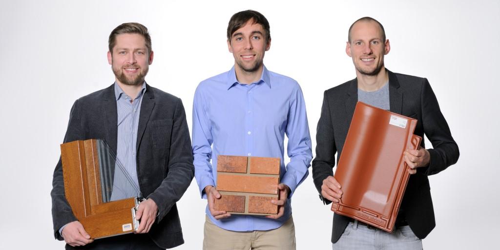 Das Gründerteam von energieheld