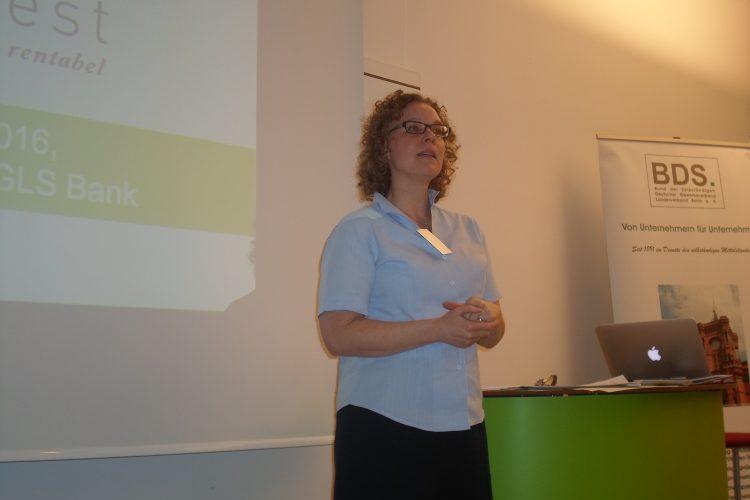Dr. Julia Verlinden, MdB. Sprecherin für Energiepolitik der Fraktion Bündnis 90/Die Grünen im Bundestag.