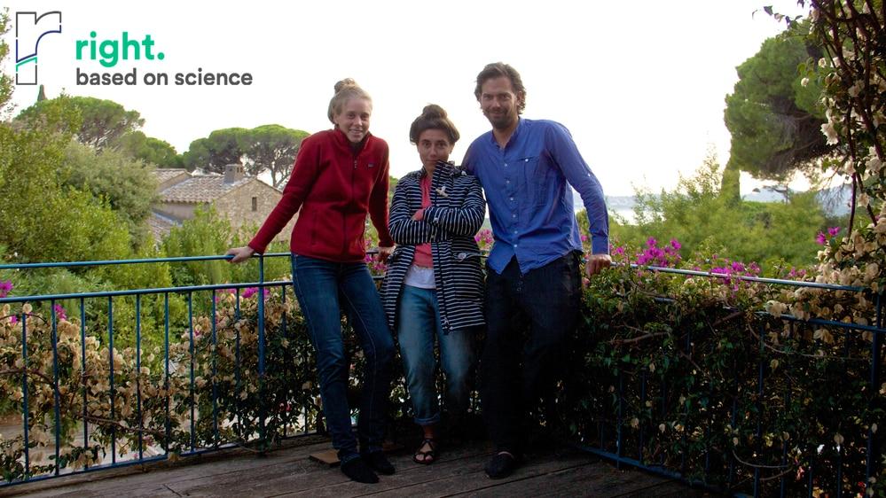 Das Team von right. möchte die Ziele des Pariser Klimaabkommen erreichen