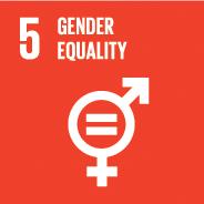 SDGs Goal 5 gender equality