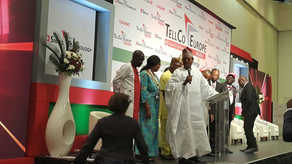 TellCo Europe in Nigeria