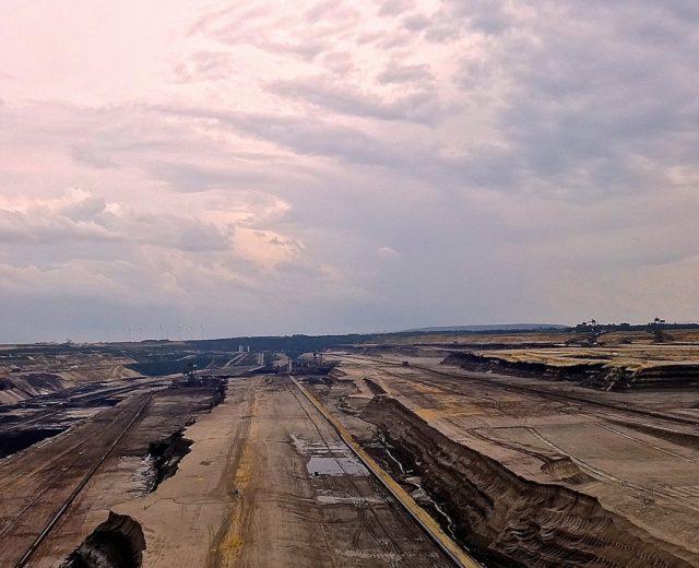 Kohle Braunkohle Tagebau