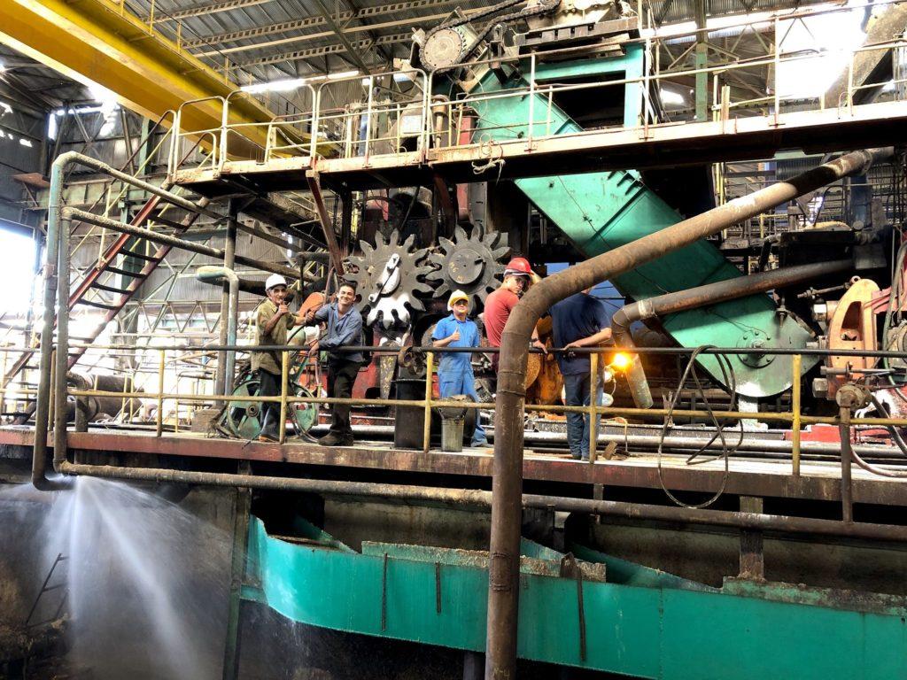 Prolignis BMHKW Kuba Zuckerrohrfabrik erneuerbare Energie