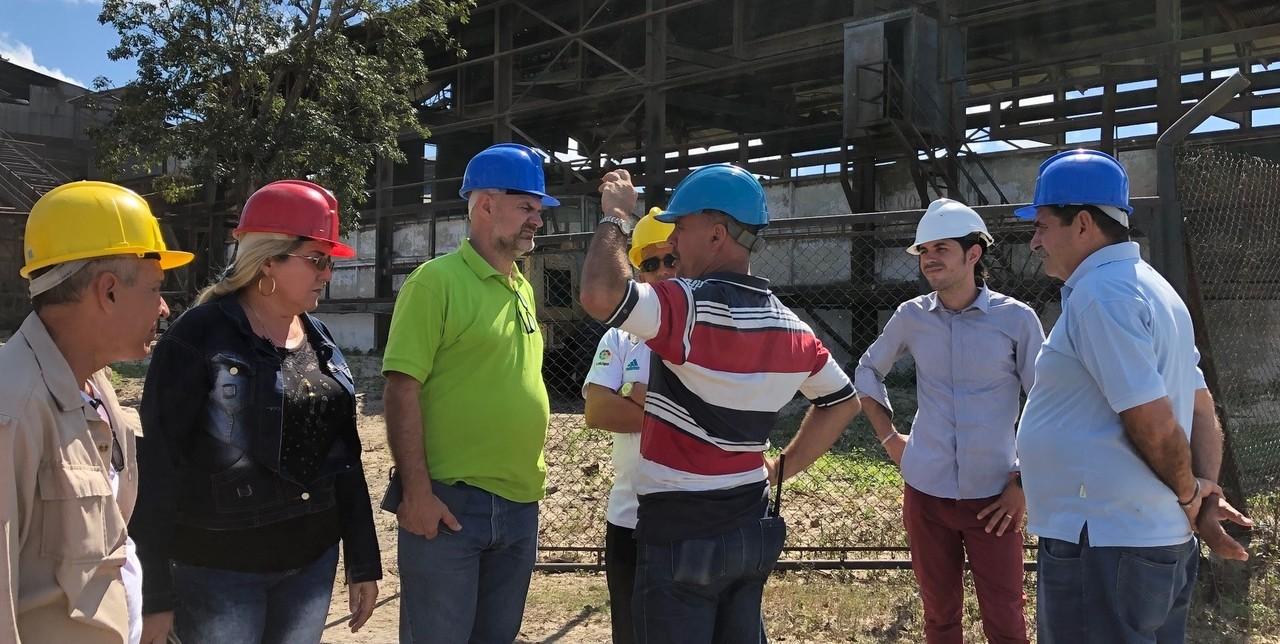 Prolignis Team Kuba Meeting