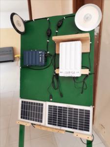 modulares Photovoltaik-System für privata Haushalte
