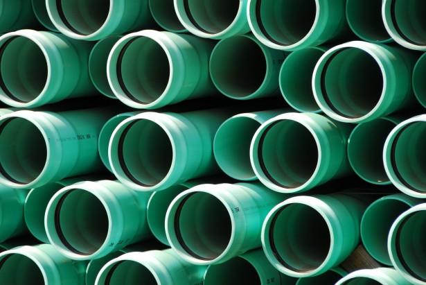 Rohre pipes Wasser Abwasser