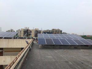 Solaranlagen Oakridge